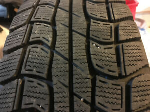 Gently Used Winter Tires 185/70 R14