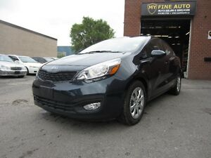 2012 Kia Rio LX AUTOMATIC /  LX / ONLY 32,000KM / ONE OWNER