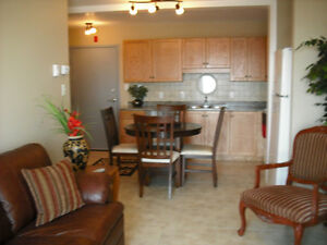 NEWER FURNISHED  HARBOURVIEW SUITES  /Available April 26th