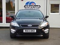 2013 FORD MONDEO 2.0 TDCi 163 Zetec Business Edition