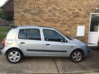 53 Plate Renault Clio 1.2 Dynamic