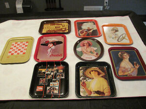 Coca Cola Trays
