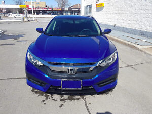 2016 Honda Civic LX Berline (Lease transfer - Transfert de bail)