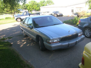 1994 Buick Roadmaster Berline
