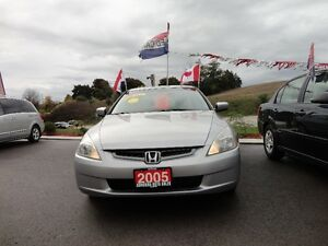 2005 Honda Accord SE Sedan E-TESTED & CERT