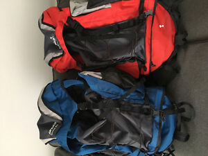 Scout/camp/hike backpack $50. Each