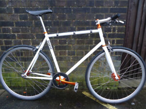 Single Speed/Fixed gear bicycle,  complete build parts