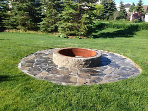 Custom Fire Pits/Rings - Gift Certs Available London Ontario image 7