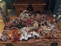 Job lot of bangles