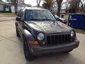 2006 4-door Jeep Liberty