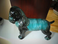 Blue Mountain Pottery Dog
