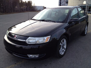 2004 Saturn ION Level 3, Excellente condition, Mags, A/C, cruise