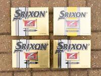 Srixon Z-Star golf balls - brand new and unused