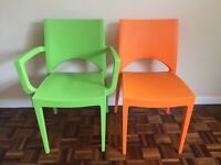 Reduced price for quick sale - Outdoor chairs