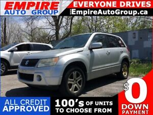 2007 SUZUKI GRAND VITARA *LUXURY*