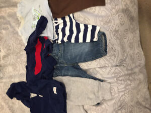 3 to 6 months baby boy clothing