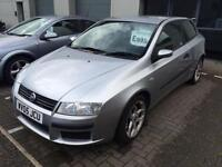 Fiat Stilo 1.4 16v Air Con Active 3 Dr Hatchback petrol 2005 05 Reg