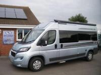 2014 Peugeot Auto-Sleepers Warwick Duo Motorhome 2.2 130bhp PAS