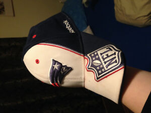 Official nfl patriots hat