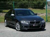 2015 BMW 3 Series 2.0 320d BluePerformance M Sport Auto Saloon Diesel Automatic