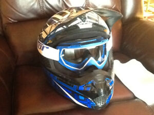 Helmet  off road/dirt bike