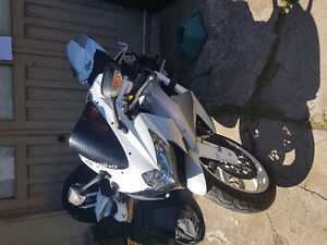 2008 GSX-R600 Low KM!