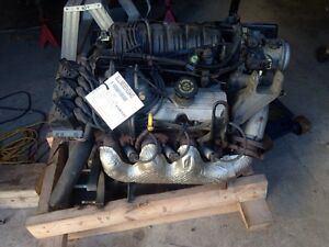 03 3.8 litre gm engine looking  to make space