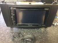 Pioneer Double Din Dab DVD Bluetooth Head Unit