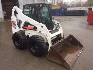 2008 Bobcat S205 with 1000hrs