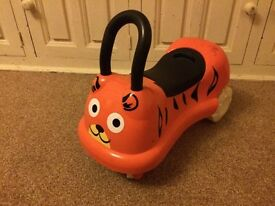 ELC Tiger Easy Wheels Ride On