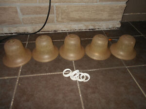 4 Chandelier replacement covers Kingston Kingston Area image 1