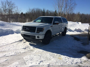 2013 Ford F-150 fx4 Pickup Truck 6.2l supercharged