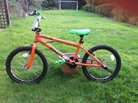 "Children's 20"" bmx bike (£70)"