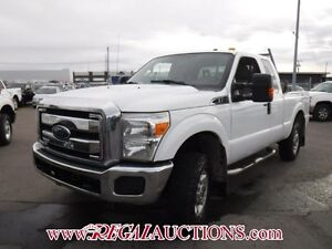 2012 FORD F250 S/D XLT SUPERCAB 4WD