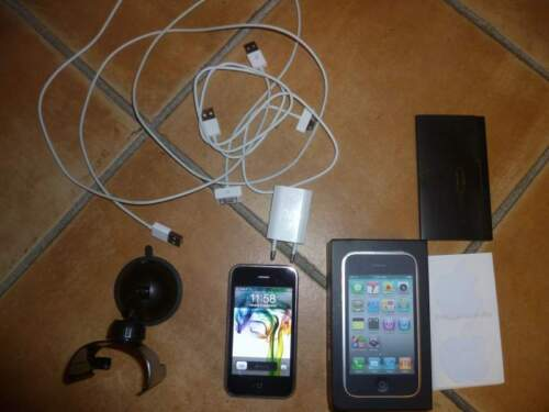 Iphone 3Gs 8Gb e Accessorri