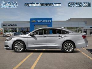 2016 Chevrolet Impala LT  - Certified - Touch Screen -  Bluetoot