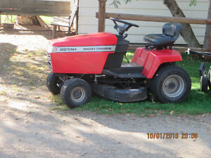 lawn Tractor & Eqpt..
