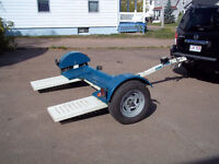 2013 Stehl Tow Dolly-- Heavy Duty with Electric Brakes.