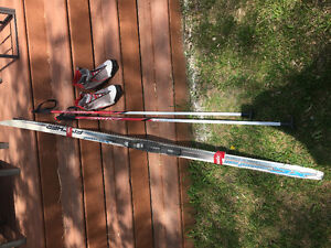 Cross country skis for sale