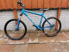 Carrera Centos Mountain Bike 20 Inch Frame 26inch wheels £180