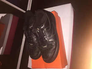 Clean Air Force 1's for sale