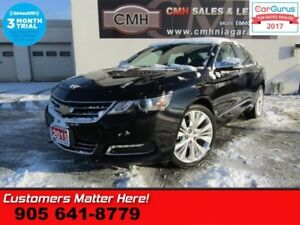 2015 Chevrolet Impala LTZ w/2LZ  NAV ROOF LEATHER CAM BS LD CW 2