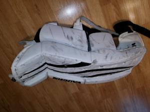 Junior goalie pads