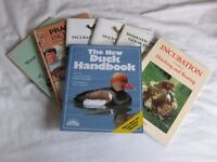 POULTRY, DUCK AND CHICKEN BOOKS