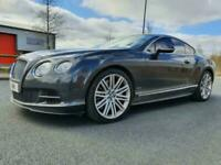 2015 Bentley Continental GT 6.0 Speed Auto Coupe Petrol Automatic
