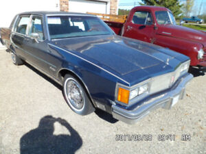 1984 OLDS 98 FOR SALE