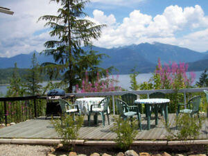 1 BDR Apartment Balfour 35 km east of Nelson (1232 HWY31)