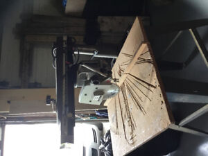 10 in Radial Arm Saw