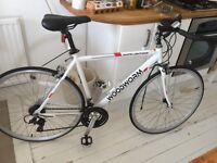 Woodworm bicycle barely used