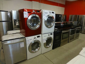 STACKABLE WASHER &  DRYER FRONT LOAD UNITS FOR CHEAP END OF SUMMER SALE